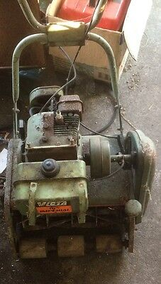 Antique Victor Drum Mower Has Compression Can Deliver Melbourne Or Geelong