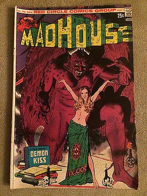 """Mad House #96 (Archie Comics) Comic Book """"Madhouse"""""""