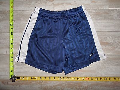 Nike Youth Basketball Shorts Boys Size 14 L Large Kids Embroidered Swoosh Run