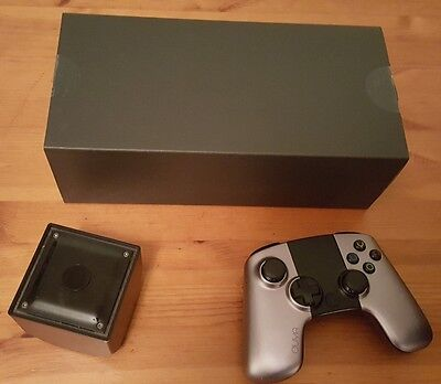 OUYA Android Game System with controller