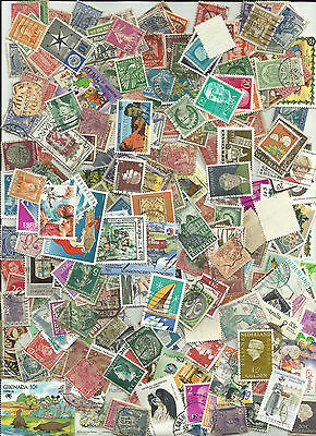 World stamps mixed collection 1900 onwards ref 1b