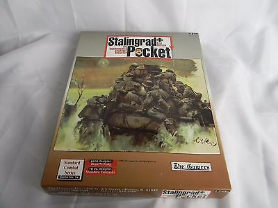 SCS Stalingrad Pocket 2nd Edition 1996 Standard Combat Series The Gamers #5-01a