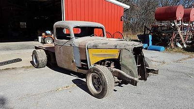 1937 Chevrolet Other Pickups Stepside 1937 Chevy project truck