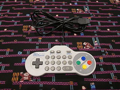 Colecovision Controller w/ Super Action Buttons Converted From Super Famicom Ctr