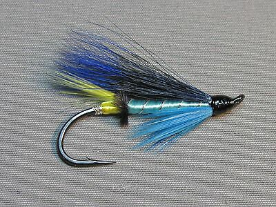 Laxa Blue Atlantic Salmon Flies - 6 Fly MULTI-PACK - Sizes 4, 6 and 8