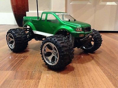 Team LOSI Mini LST 4X4 AWD, Remote Control Rc Car, Batteries, Parts Etc...