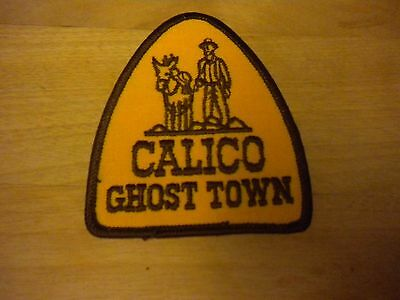 Calico Ghost Town Patch