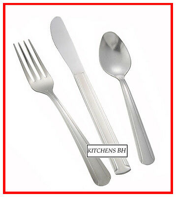 360 pc. Dominion Flatware Medium Weight - Forks Teaspoons Knives - Free shipping