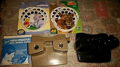 Vintage ViewMaster lot