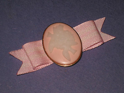American Girl Addy Replacement Pink Cameo Comb Only  frm Hair Accessory Set  3L3