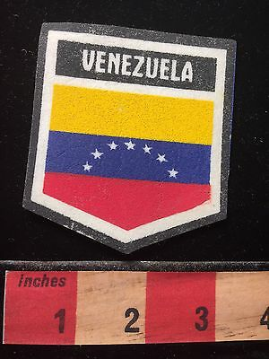 Venezuela Latin America Patch 69Y1