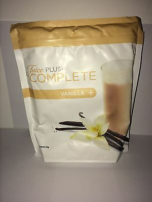 Juice PLUS + Complete Shake Meal Replacement - VANILLA 525g - NEW