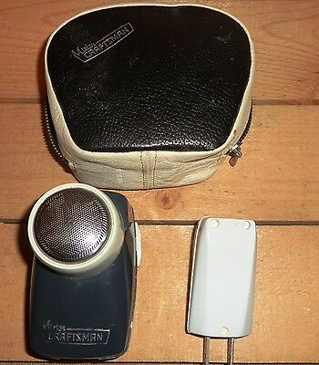 Vintage Mister Craftsman Shaver Rechargeable sold by Sears & Roebuck