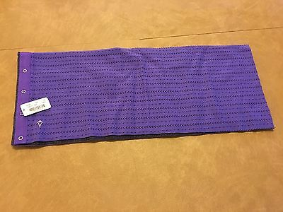 NWT Ivivva by Lululemon Village Chill Scarf Purple/Gray Vinsaya-SOLD OUT