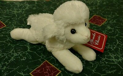 Russ Yomiko Classics: Eddy White Lamb Stuffed Animal Toy