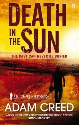 Death in the Sun by Adam Creed Paperback Book (English)