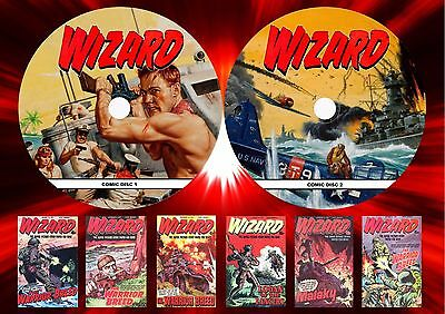 Wizard Comic Series 2 (Complete) 1-437 On Two Dvd Rom's (Printed Discs)