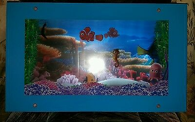 Nemo Motion Wall Picture With Cord