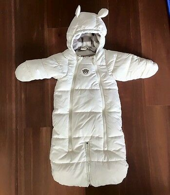 H&M sky suit Baby Winter Cold Jacket