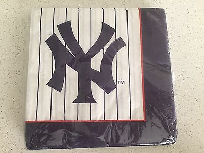 New York Yankees Official napkins