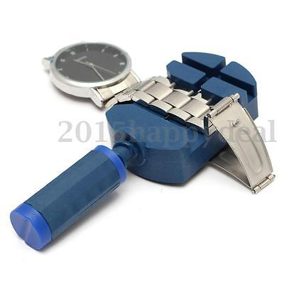 Watch Link Pin Remover Removal Band Strap Adjuster Watchmaker Repair Tools Kit