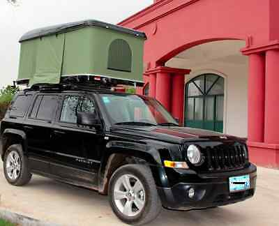 Hard shell aerodynamic roof top tent (shipping available)