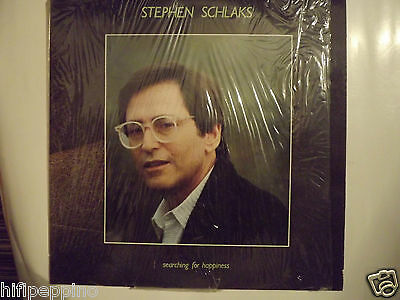 "Stephen Schlaks ""searching For Happiness"" Vinile Lp"