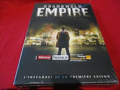 "Coffret 5 Dvd Neuf ""Boardwalk Empire - Saison 1"""