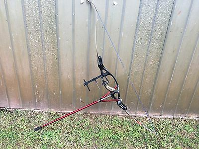 Archery Sighted Recurve target bow