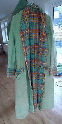 Man's vintage dressing gown