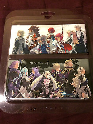 3DS Fire Emblem Cover Plates - Complete in Packaging - Great Condition!