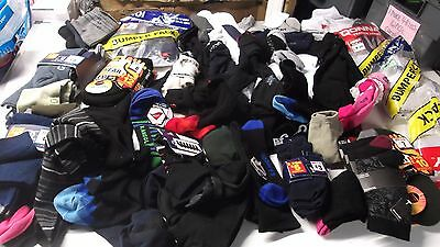 Joblot 108 Pairs Donnay Nike Sports Socks  Formal Mixed Adult Trainers Wholesale