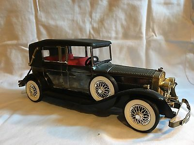 Radio Voiture Lincoln 1928 Solid State