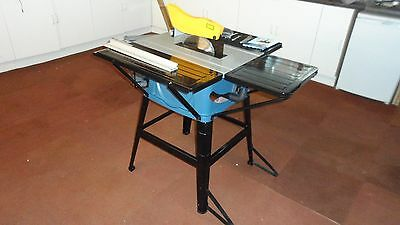 new table / bench saw