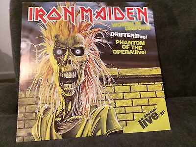 Iron Maiden Special Live Ep