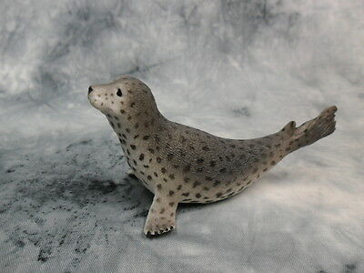 CollectA NIP * Spotted Seal * #88658 Sea Mammal Realistic Model Toy Figurine
