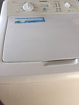 Simpson 8kg Top Loader Washing Machine Immaculate Condition