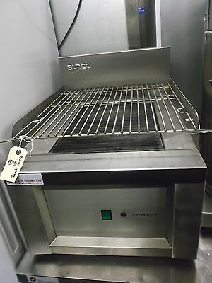Burco ~ Synergy Chargrill ~ Counter Top Atomised Grill ~ NAT Gas ~ £500+V