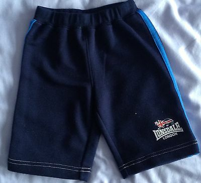 Boys 'Lonsdale' Trousers aged 6-12 months