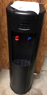 Quench 720 UV Filtered Direct Line Commercial Free-Standing Water Cooler w Hot