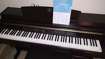 Yamaha Digital Piano Clavinova CLP230 (excellent condition)