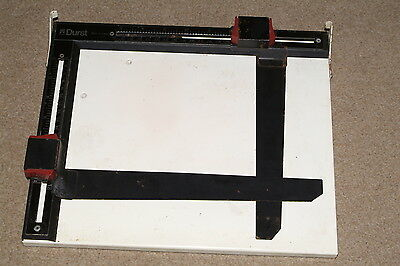 "Durst 10""x 8""enlarging easel"