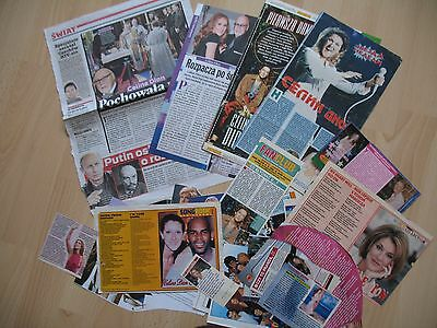 Celine Dion - rare clippings/cuttings/articles