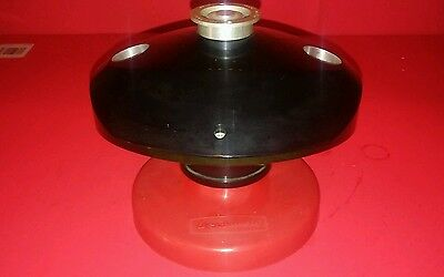 Beckman Centrifuge Rotor AN-D 59,780 RPM With Base