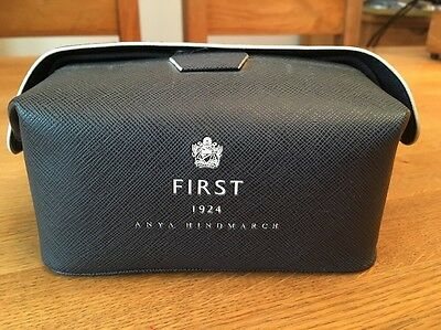 Anya Hindmarch British Airways First Class Toilet Bag (not complete)