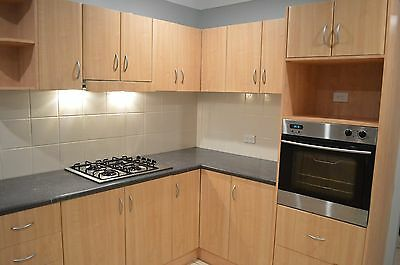 Complete Kitchen including Chef oven & hob