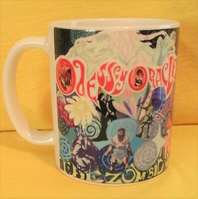 The Zombies-Odessey And Oracle 1968 - Album Cover On A Mug.