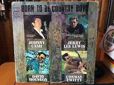 Born To Be Country Boys LP