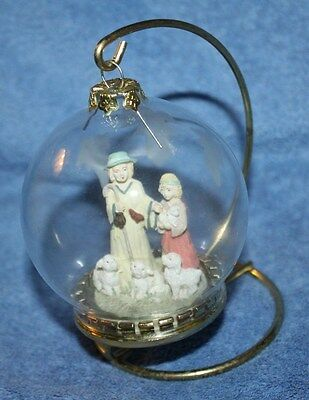 House of Lloyd Christmas Around the World Shepherd Ornament with Stand
