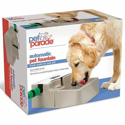 Pet Parade Automatic Pet Fountain